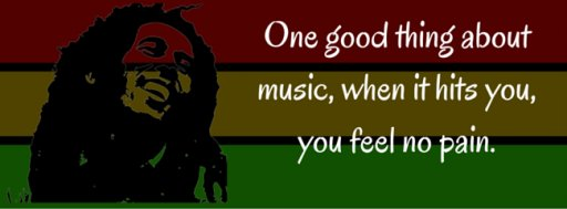 Music is....