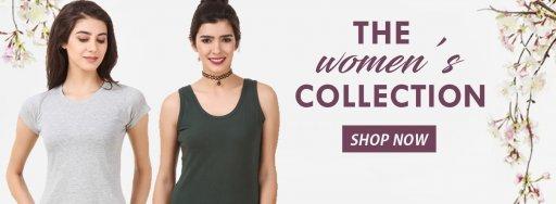 Women's T-Shirt Online