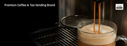 Automatic Coffee and Tea Vending Machines - Cafe Desire