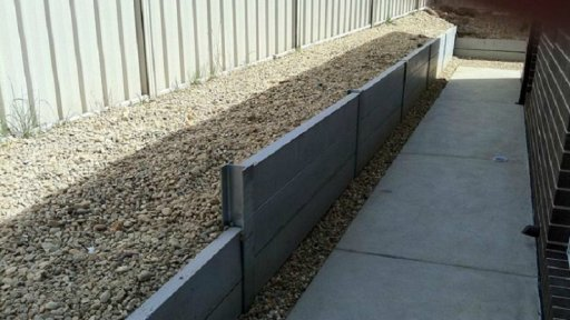 MCG Pavers Retaining Walls
