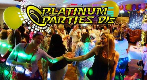 Platinum Parties DJs